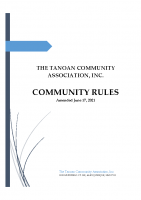 TanoanCommunityRules REVISED 2021 v.1 06.17.2021